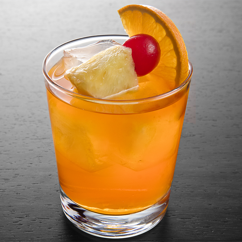 rum cocktail
