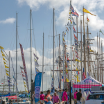 Tall Ships come to Bermuda