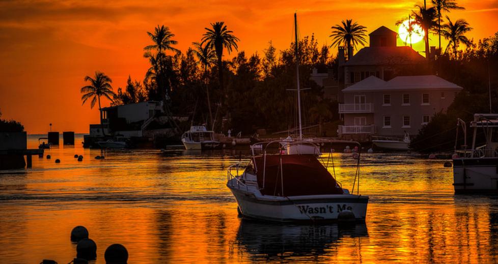 Great sunset